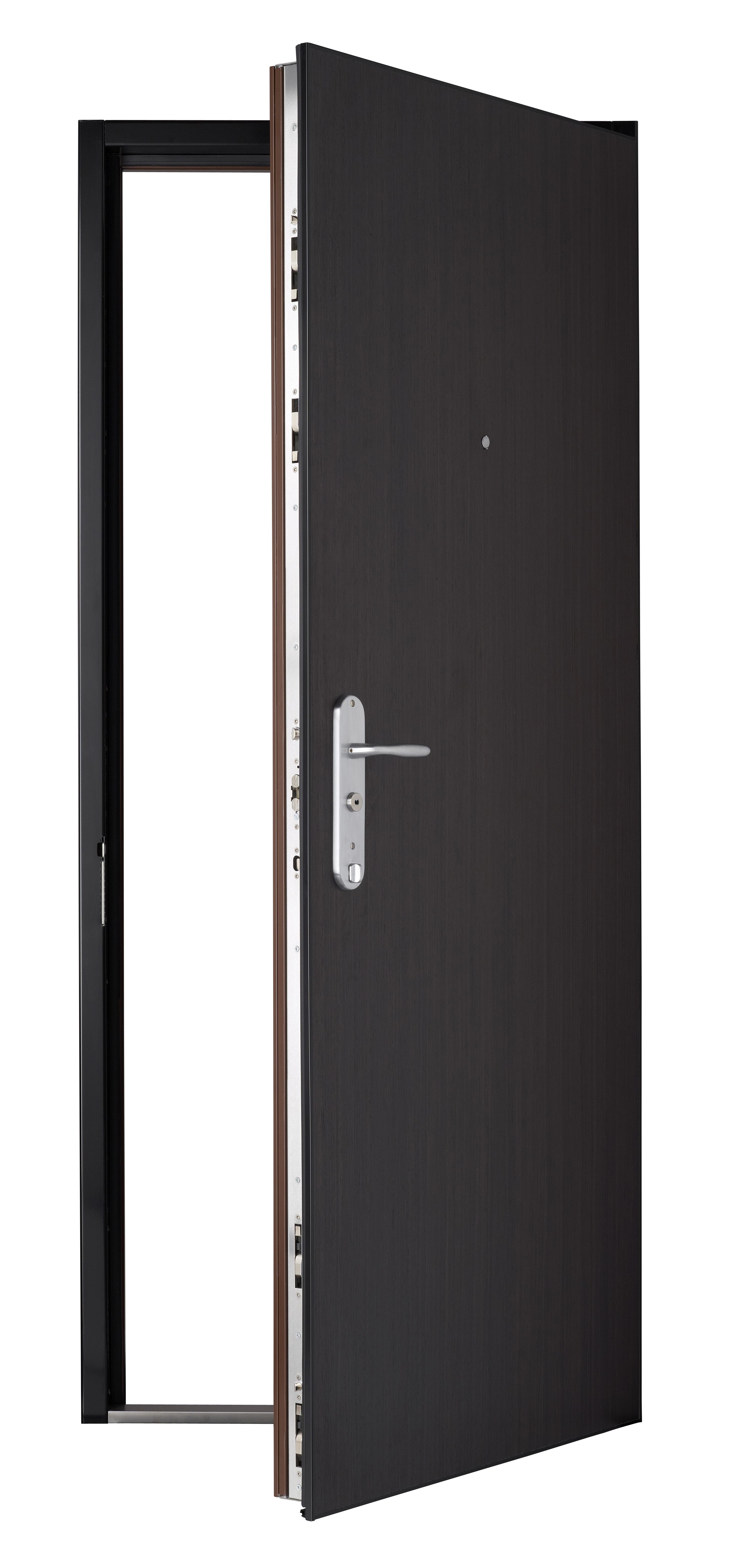 Porte blindée anti effraction appartement