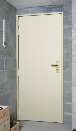 Porte blindée Fichet pour cave