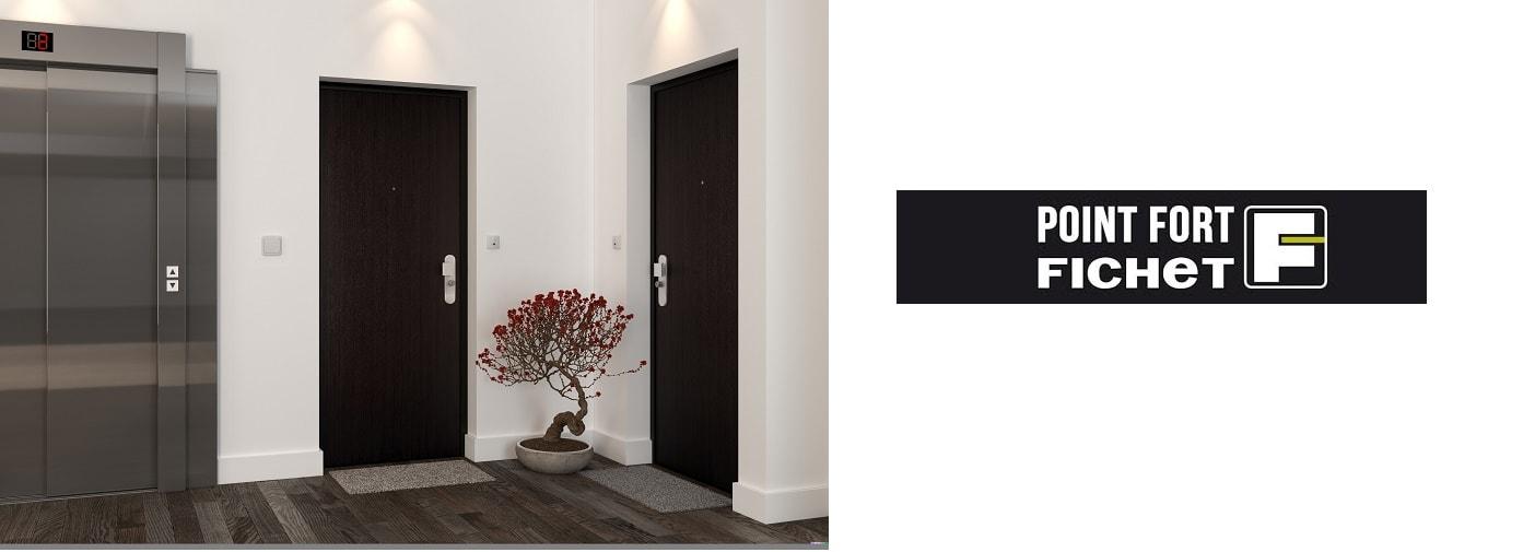 La meilleure protection de votre appartement : un bloc-porte FICHET