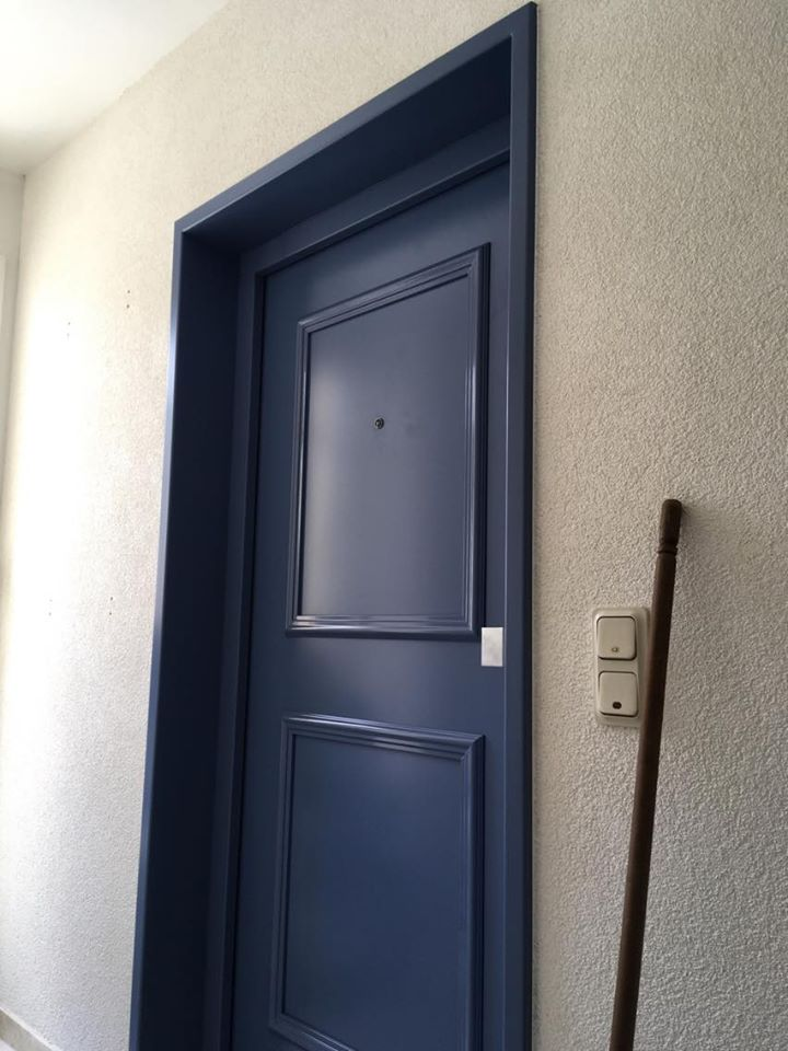 Porte blindée FICHET Sphéris HIS