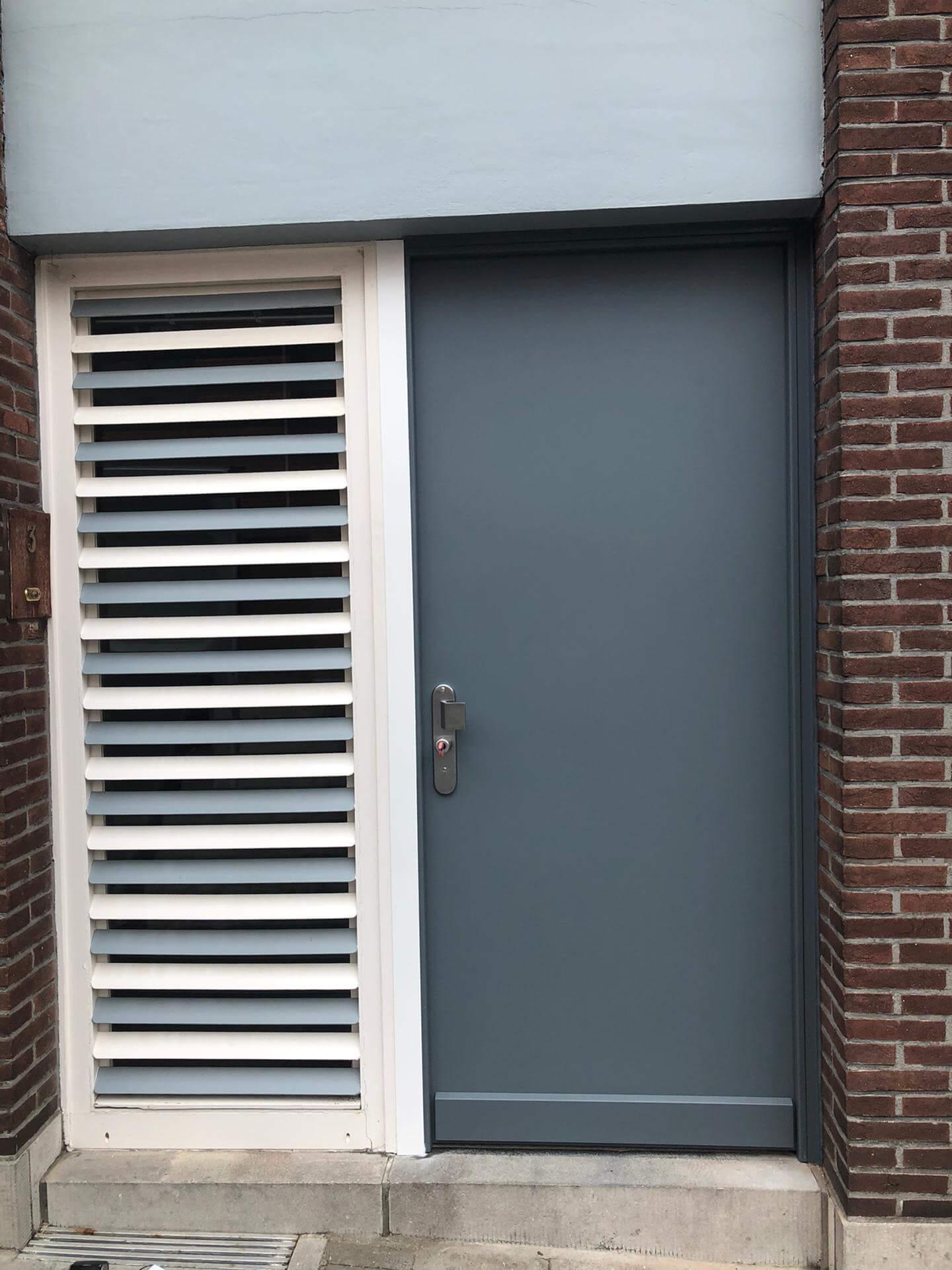 Porte FICHET Styléa modèle 0
