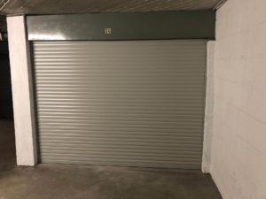 Volet de garage cave & sous-sol